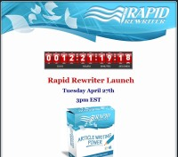 Rapid Rewriter