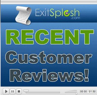 Exit Splash Video