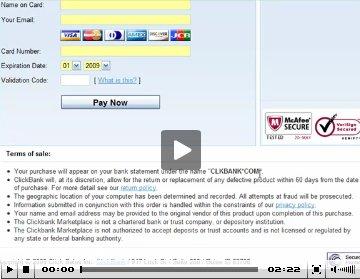 Clickbank Bonus Domination Video