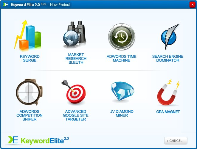 Keyword Elite 2.0