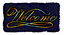 Illustration: Welcome Mat