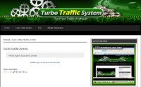 Turbo Traffic System