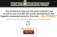 Mobile Monopoly