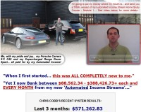 Automated Income Streams
