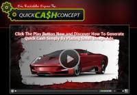 Quick Cash Concept
