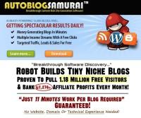 Auto Blog Samurai