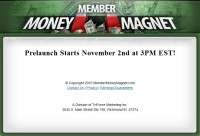 Member Money Magnet