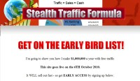 Stealth Traffic Formula